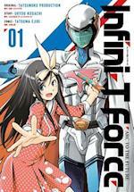 Infini-T Force Volume 1 af Ukyou Kodachi