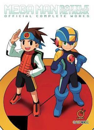 Mega Man Battle Network: Official Complete Works Hardcover