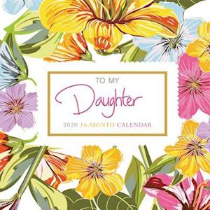 To My Daughter 2020 Square Hopper
