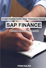 SAP Finance - Configurations and Transactions