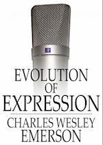 Evolution of Expression af Charles Wesley Emerson
