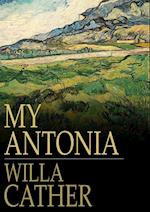 My Antonia af Willa Cather