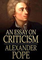 Essay on Criticism
