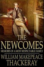 Newcomes af William Makepeace Thackeray