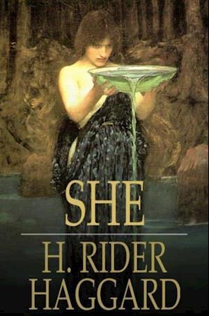 She af H Rider Haggard
