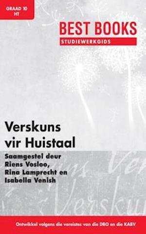 Best Books Studiewerkgids: Verskuns Graad 10 Huistaal