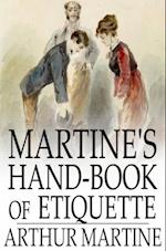 Martine's Hand-Book of Etiquette af Arthur Martine