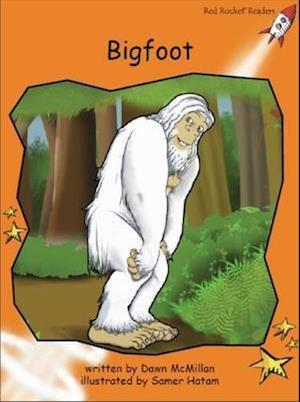 Bog, paperback Bigfoot af Dawn McMillan