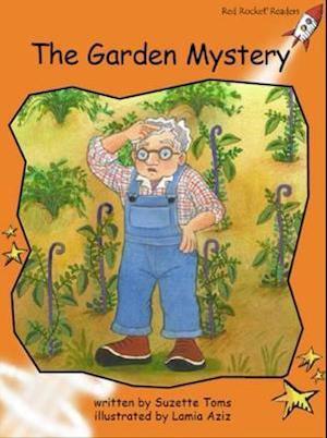 Bog, paperback The Garden Mystery af Suzette Toms