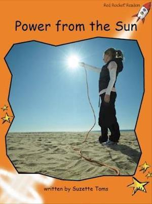 Bog, paperback Power from the Sun af Suzette Toms