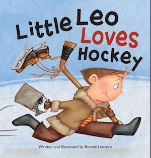 Little Leo Loves Hockey