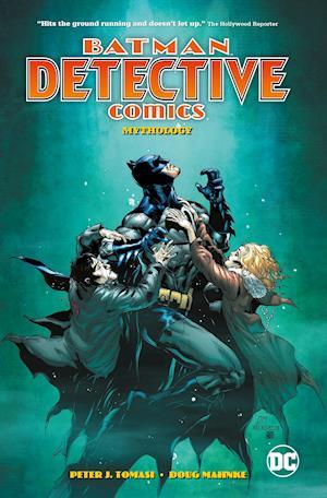 Batman: Detective Comics Volume 1: Mythology