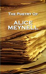 Alice Meynell, The Poetry Of
