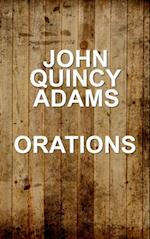 Orations af John Quincy Adams