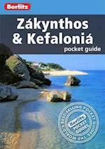 Berlitz: Zakynthos & Kefalonia Pocket Guide (Berlitz Pocket Guides, nr. 105)