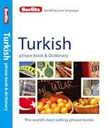 Berlitz: Turkish Phrase Book & Dictionary (Berlitz Phrase Books)
