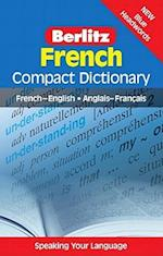 Berlitz Language: French Compact Dictionary (Berlitz Compact Dictionary)