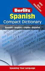 Berlitz Language: Spanish Compact Dictionary (Berlitz Compact Dictionary)