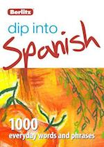 Berlitz Language: Dip into Spanish (Berlitz 1000 Words)