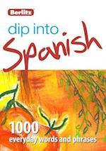 Berlitz Language: Dip Into Spanish (Berlitz 1000 Words)