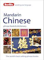 Berlitz: Mandarin Phrase Book & Dictionary (Berlitz Phrase Books)