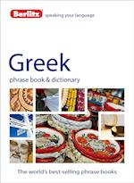 Berlitz: Greek Phrase Book & Dictionary (Berlitz Phrase Books)