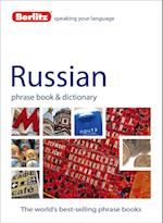 Berlitz: Russian Phrase Book & Dictionary (Berlitz Phrase Books)