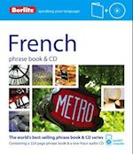Berlitz: French Phrase Book & CD (Berlitz Phrase Books)