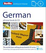 Berlitz: German Phrase Book & CD (Berlitz Phrase Books)