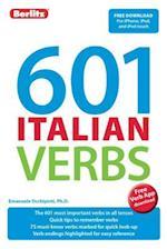 Berlitz 601 Verb Book: Italian (601 Verbs)