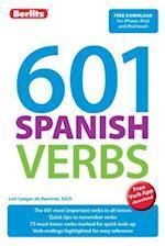 Berlitz Language: 601 Spanish Verbs (Berlitz 601 Verbs)
