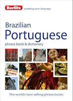 Berlitz Brazilian Portuguese Phrase Book & Dictionary (Berlitz Phrase Book)