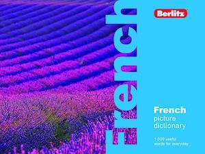 Bog, paperback Berlitz Picture Dictionary French af Berlitz Publishing