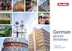 Bog, paperback Berlitz Picture Dictionary German af Berlitz