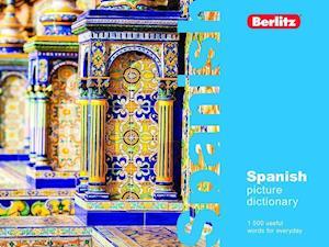 Bog, paperback Berlitz Picture Dictionary Spanish af Berlitz