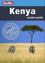 Berlitz: Kenya Pocket Guide (Berlitz Pocket Guides)