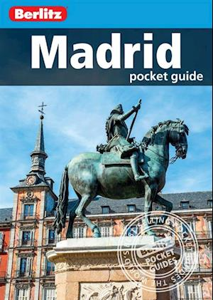 Berlitz: Madrid Pocket Guide af Berlitz