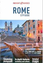 Insight Guides: Rome City Guide (INSIGHT CITY GUIDES, nr. 3)