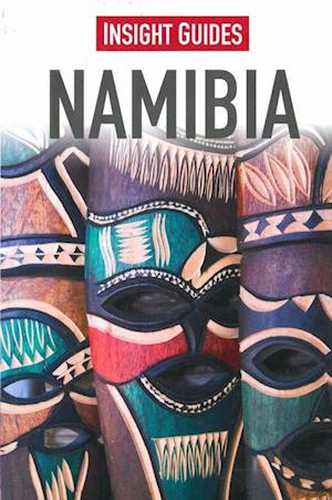 Bog, paperback Insight Guides: Namibia af Insight Guides
