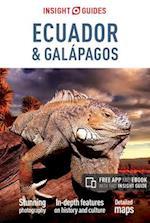 Insight Guides: Ecuador & Galapagos (Insight Guides, nr. 7)