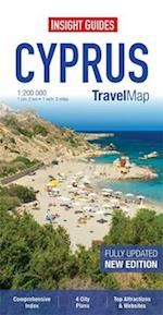 Insight Travel Map: Cyprus (Insight Travel Maps)