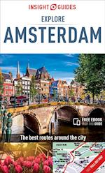 Insight Guides: Explore Amsterdam (Insight Explore Guides, nr. 6)