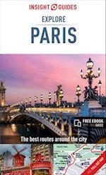 Explore Paris (Insight Explore Guides)