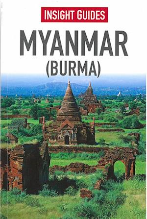Bog, paperback Insight Guides Myanmar (Burma) af Insight Guides
