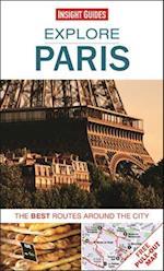 Insight Guides: Explore Paris (Insight Explore Guides, nr. 24)