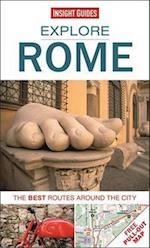 Insight Guides: Explore Rome (Insight Explore Guides, nr. 28)