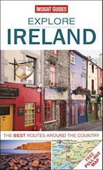 Insight Guides: Explore Ireland (Insight Explore Guides, nr. 34)