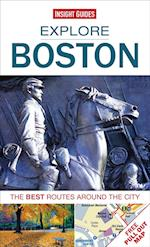 Insight Guides: Explore Boston (Insight Explore Guides, nr. 36)