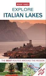 Insight Guides: Explore Italian Lakes (Insight Explore Guides, nr. 37)