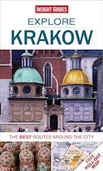 Insight Guides: Explore Krakow (Insight Explore Guides, nr. 19)